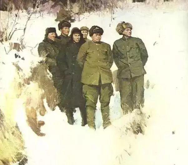 艺术家笔下的中国军人,献给八一!致敬最可爱的人插图71
