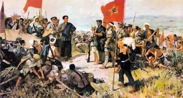 艺术家笔下的中国军人,献给八一!致敬最可爱的人插图75