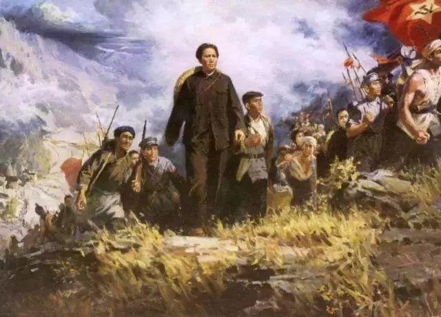 艺术家笔下的中国军人,献给八一!致敬最可爱的人插图77