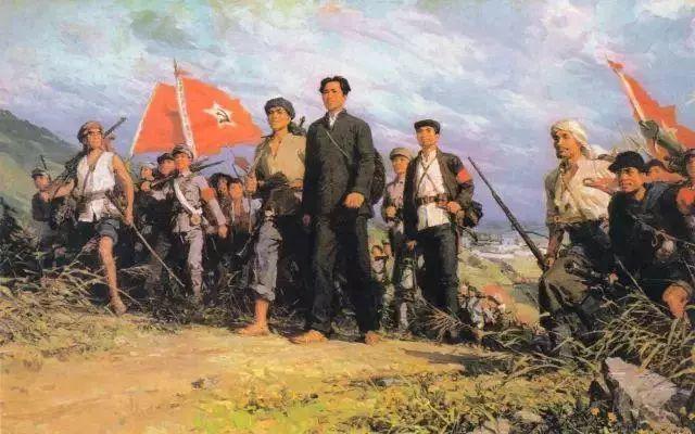 艺术家笔下的中国军人,献给八一!致敬最可爱的人插图79