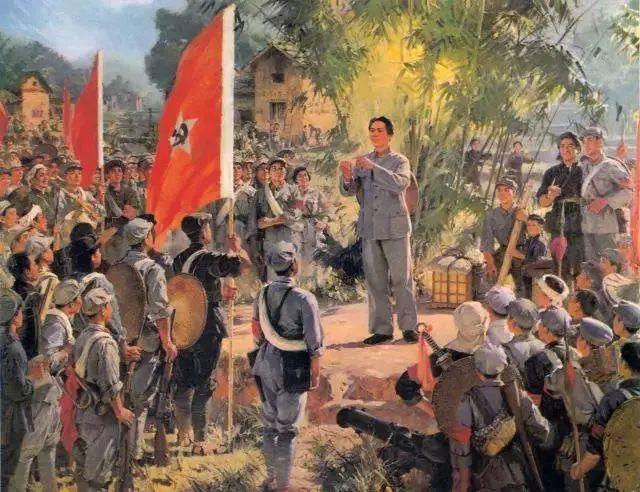艺术家笔下的中国军人,献给八一!致敬最可爱的人插图83