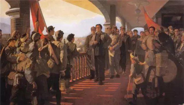 艺术家笔下的中国军人,献给八一!致敬最可爱的人插图89