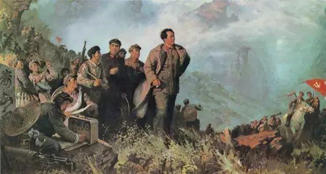 艺术家笔下的中国军人,献给八一!致敬最可爱的人插图93