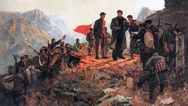 艺术家笔下的中国军人,献给八一!致敬最可爱的人插图95
