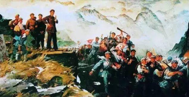 艺术家笔下的中国军人,献给八一!致敬最可爱的人插图97