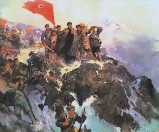 艺术家笔下的中国军人,献给八一!致敬最可爱的人插图99