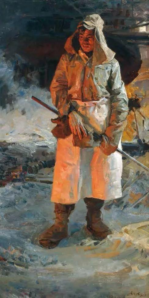 纪念中俄建交70周年油画作品展(一)插图3