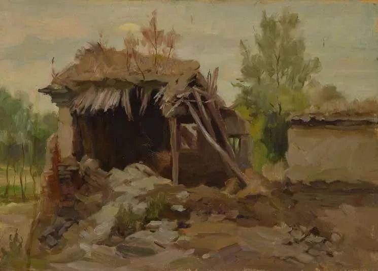 纪念中俄建交70周年油画作品展(一)插图5