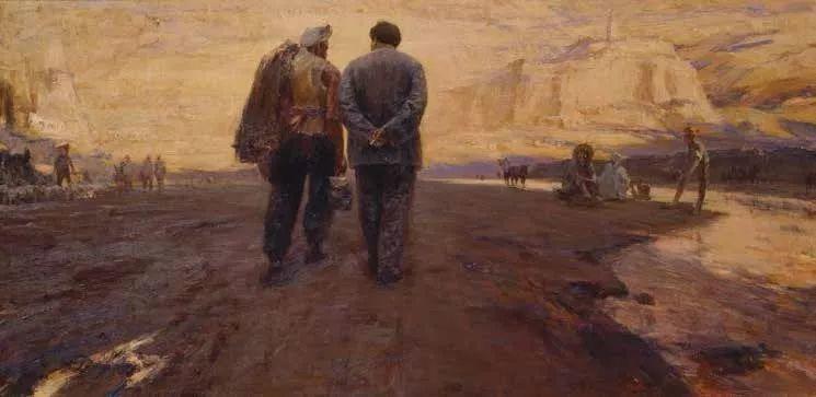 纪念中俄建交70周年油画作品展(一)插图19