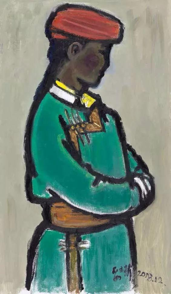 纪念中俄建交70周年油画作品展(一)插图33