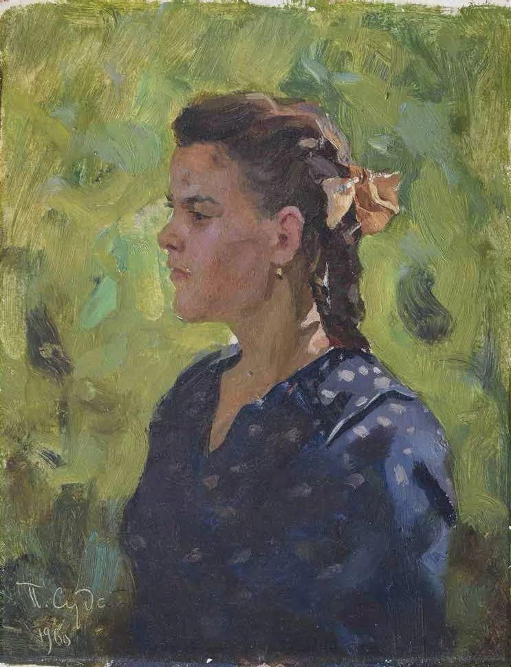 纪念中俄建交70周年油画作品展(一)插图87
