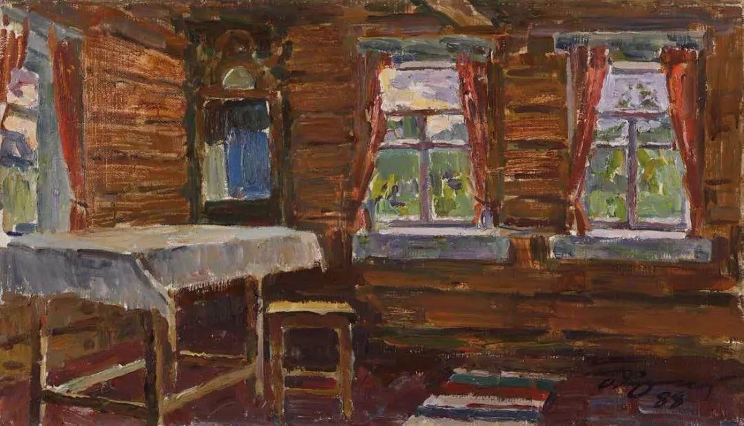 纪念中俄建交70周年油画作品展(一)插图105