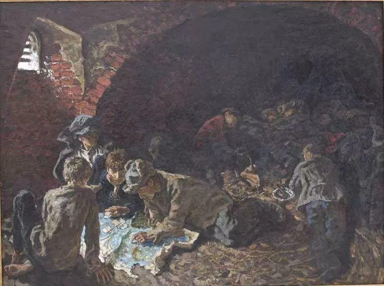 纪念中俄建交70周年油画作品展(一)插图115