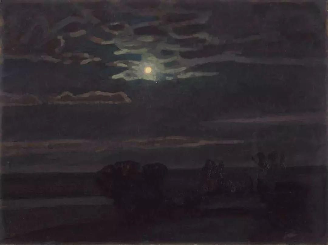 纪念中俄建交70周年油画作品展(一)插图123