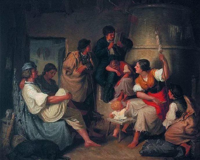匈牙利-蒙卡奇,19世纪匈牙利民族绘画的领袖插图11