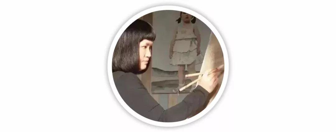 一位全职妈妈的画,惊艳了画坛!插图12