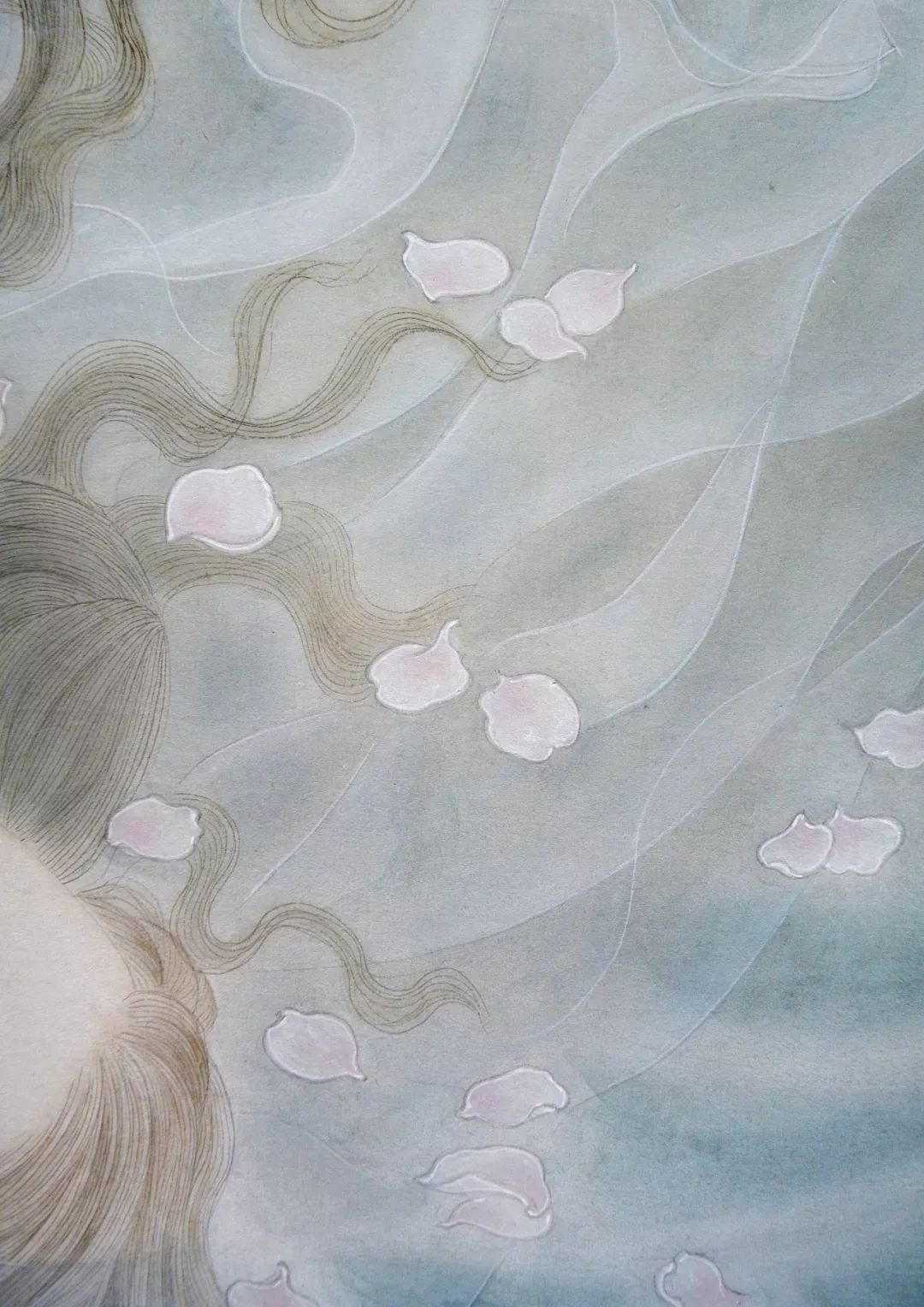 一位全职妈妈的画,惊艳了画坛!插图65