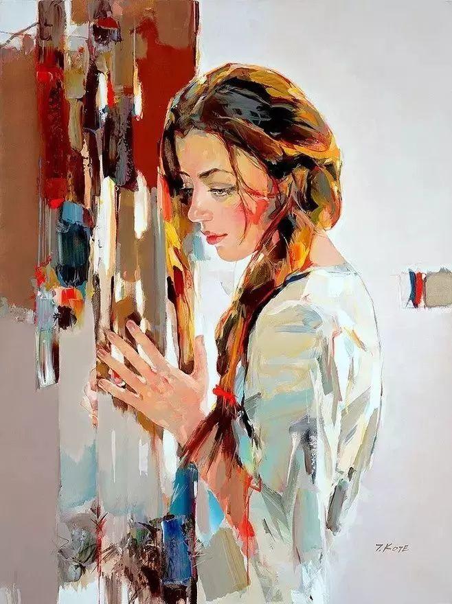 他画的女人让人一眼就爱上,火了30年插图2