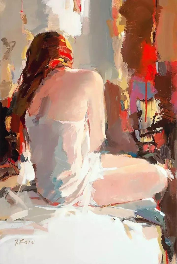 他画的女人让人一眼就爱上,火了30年插图7