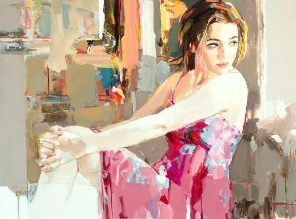 他画的女人让人一眼就爱上,火了30年插图13