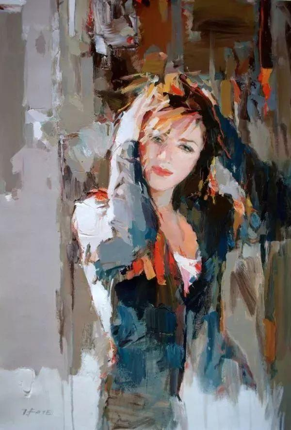 他画的女人让人一眼就爱上,火了30年插图15