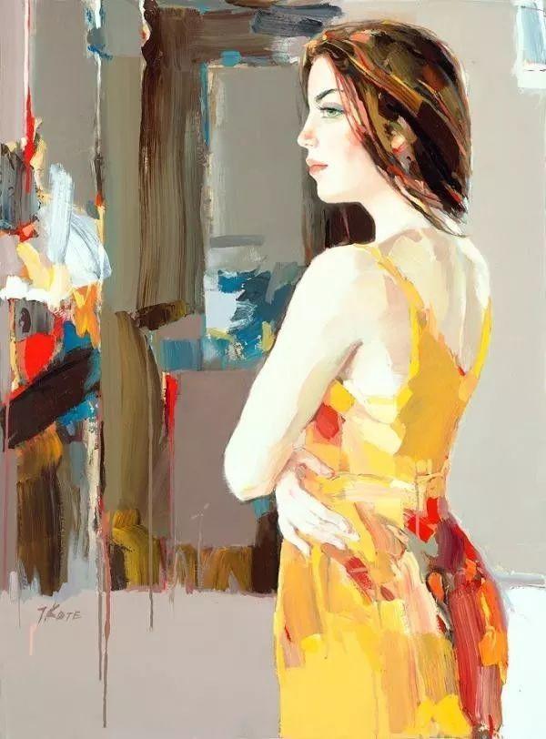 他画的女人让人一眼就爱上,火了30年插图16