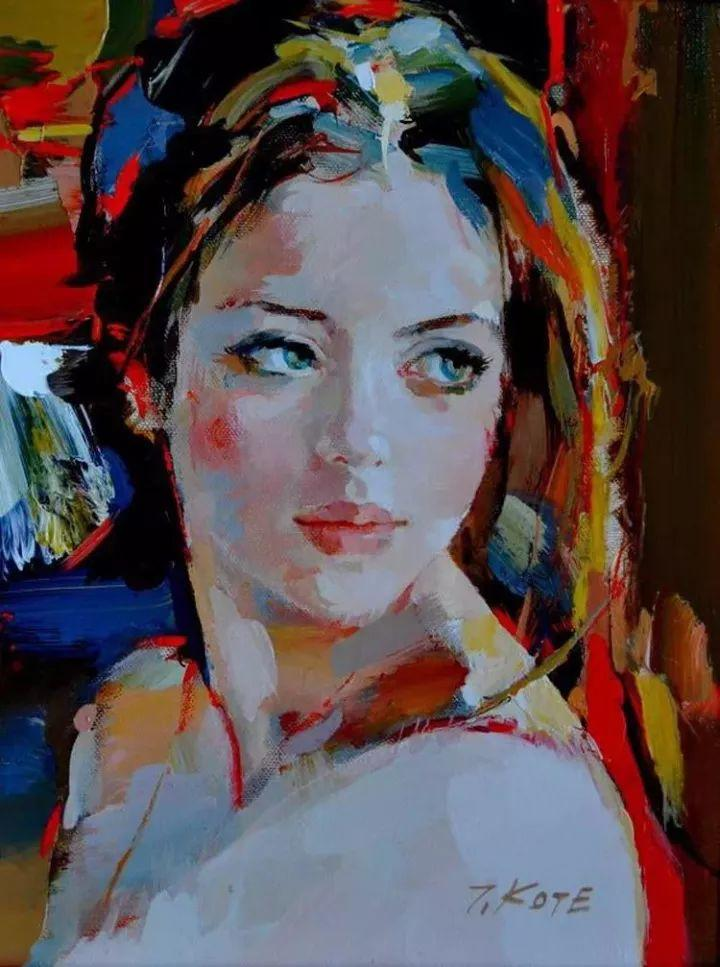 他画的女人让人一眼就爱上,火了30年插图18