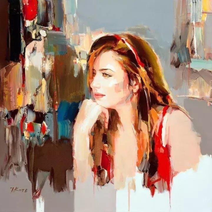 他画的女人让人一眼就爱上,火了30年插图20