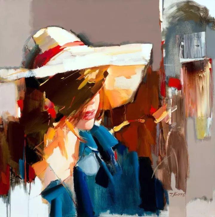 他画的女人让人一眼就爱上,火了30年插图21
