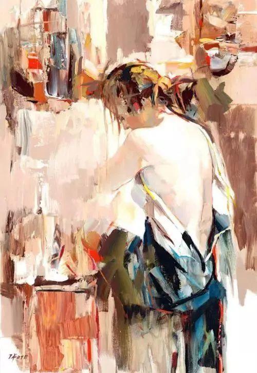 他画的女人让人一眼就爱上,火了30年插图22