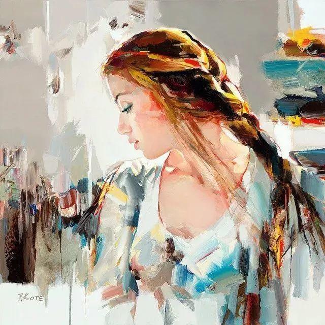他画的女人让人一眼就爱上,火了30年插图23