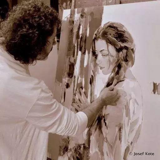 他画的女人让人一眼就爱上,火了30年插图38