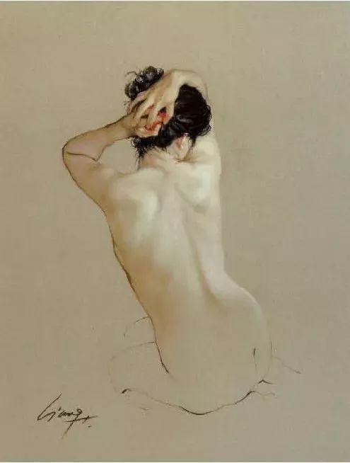 他笔下的人体实在太美了,连西班牙国王都请他作画!插图19