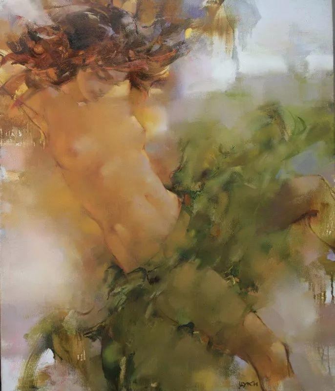 绽放的色彩 俄罗斯女画家Inna Tsukakhina插图13