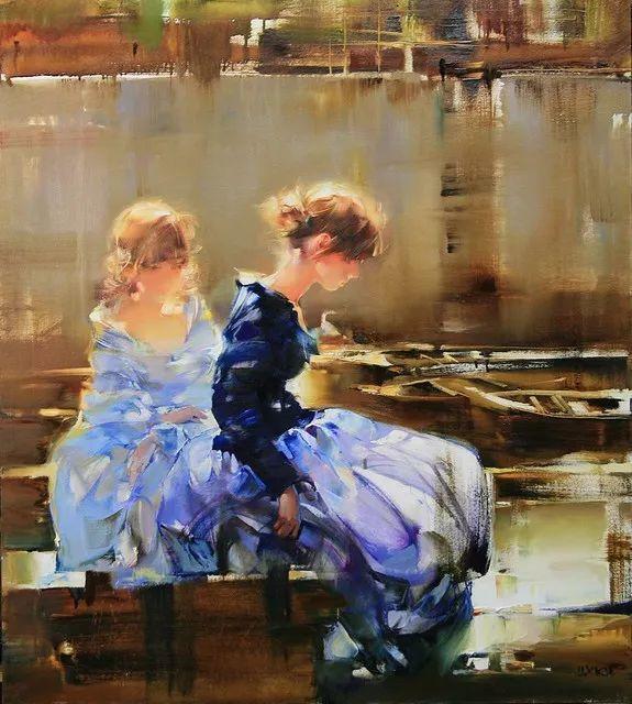 绽放的色彩 俄罗斯女画家Inna Tsukakhina插图19
