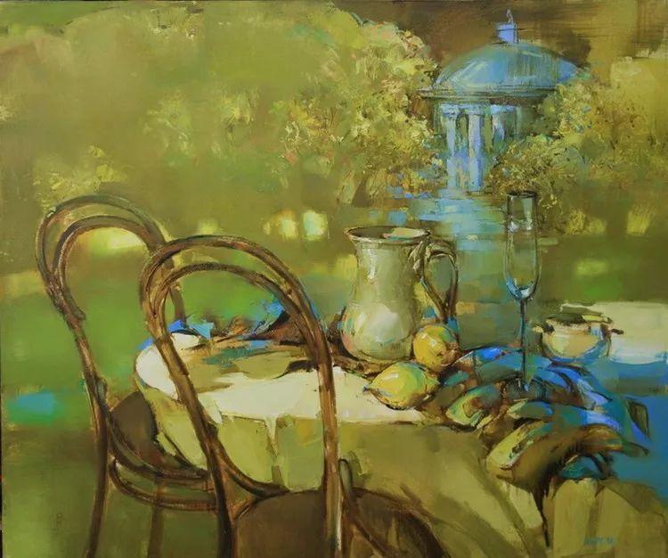 绽放的色彩 俄罗斯女画家Inna Tsukakhina插图23
