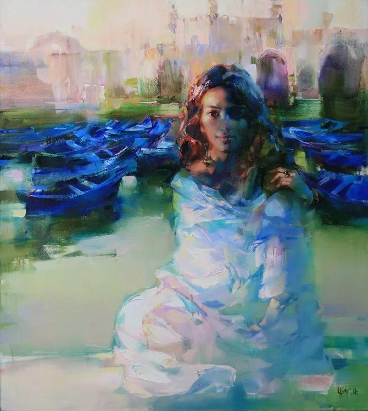 绽放的色彩 俄罗斯女画家Inna Tsukakhina插图25