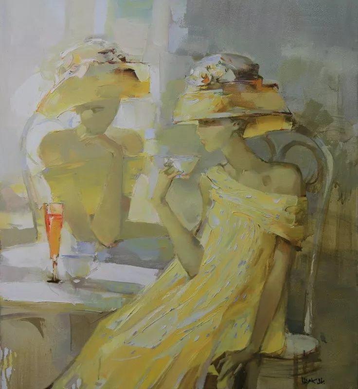 绽放的色彩 俄罗斯女画家Inna Tsukakhina插图27