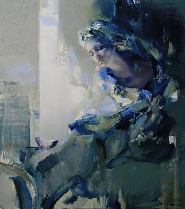 绽放的色彩 俄罗斯女画家Inna Tsukakhina插图29