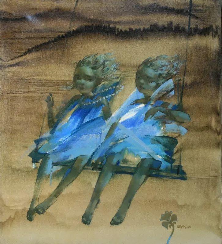 绽放的色彩 俄罗斯女画家Inna Tsukakhina插图31