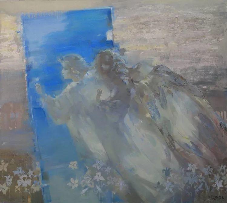 绽放的色彩 俄罗斯女画家Inna Tsukakhina插图33