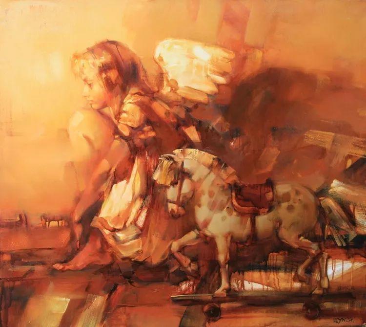 绽放的色彩 俄罗斯女画家Inna Tsukakhina插图39