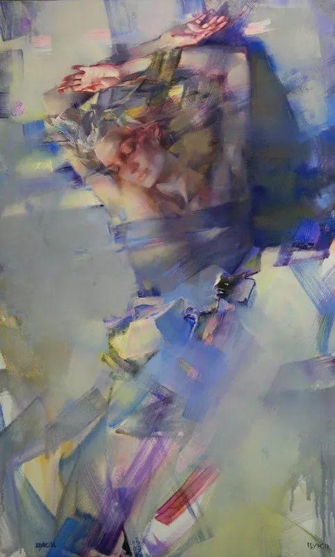 绽放的色彩 俄罗斯女画家Inna Tsukakhina插图43