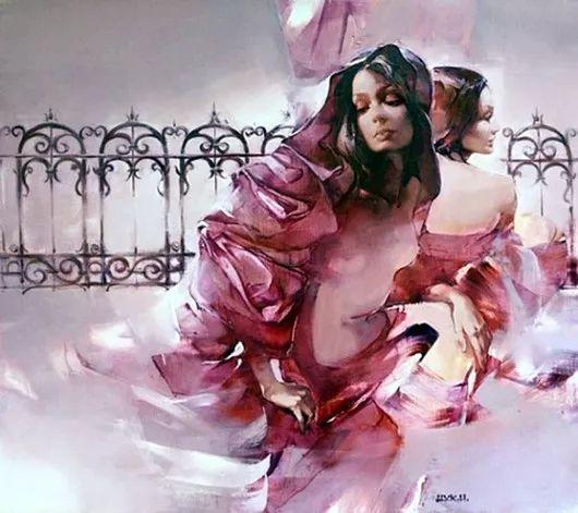 绽放的色彩 俄罗斯女画家Inna Tsukakhina插图45