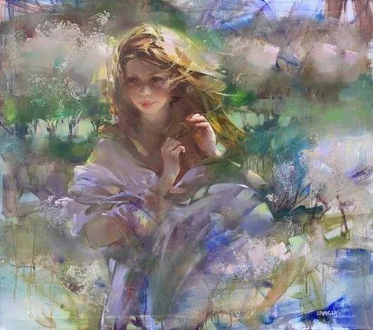 绽放的色彩 俄罗斯女画家Inna Tsukakhina插图47