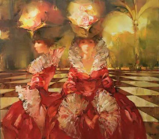 绽放的色彩 俄罗斯女画家Inna Tsukakhina插图49