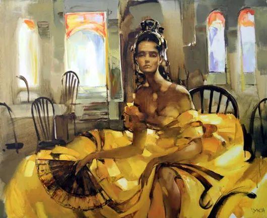 绽放的色彩 俄罗斯女画家Inna Tsukakhina插图53