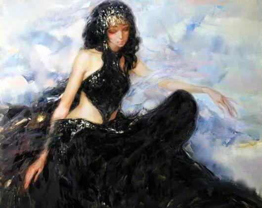 绽放的色彩 俄罗斯女画家Inna Tsukakhina插图55