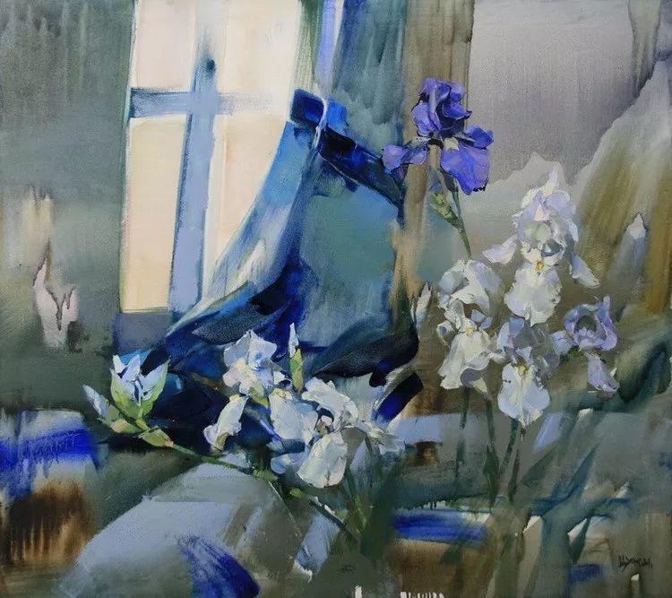 绽放的色彩 俄罗斯女画家Inna Tsukakhina插图57