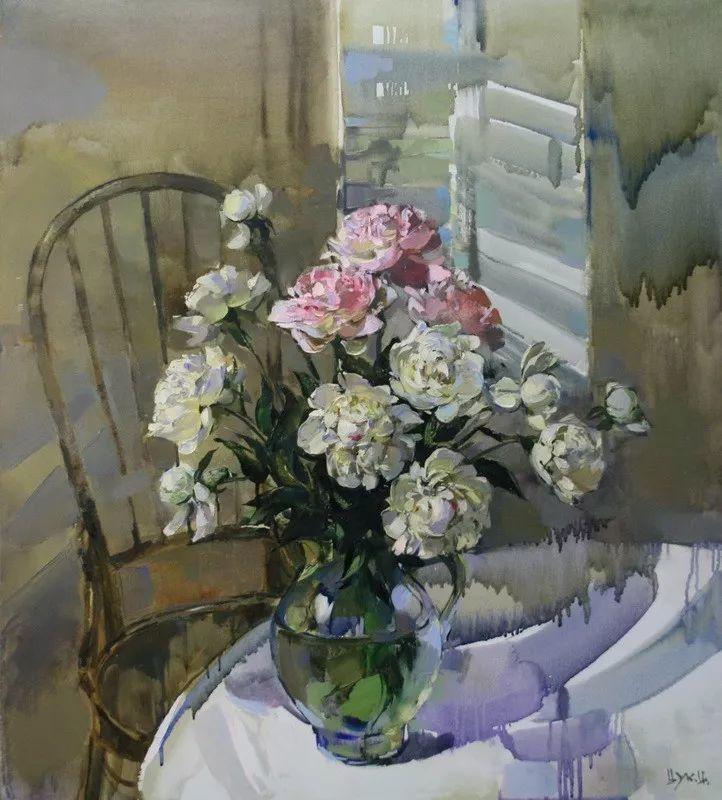 绽放的色彩 俄罗斯女画家Inna Tsukakhina插图61